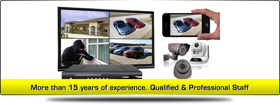 Security camera installation at affordable rates